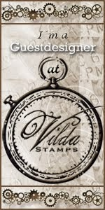 I am a Designer of Vilda Stamps