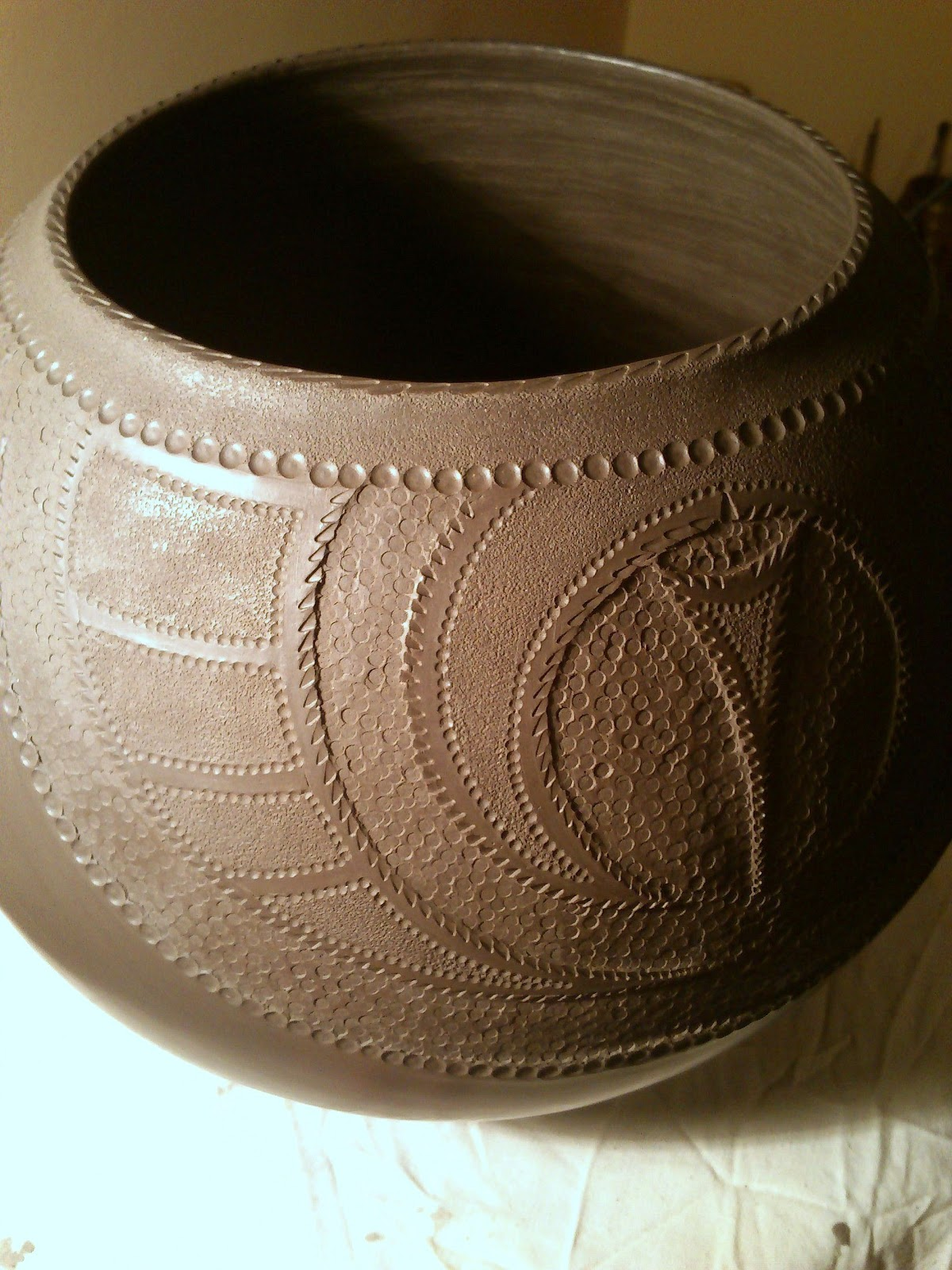 Katarina bobic s coiled pottery new pot coiling and