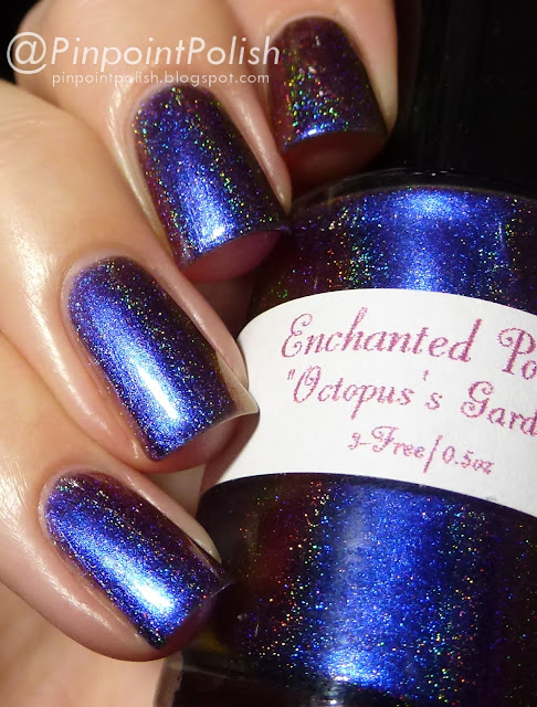 Octopus's Garden, Enchanted Polish, swatch