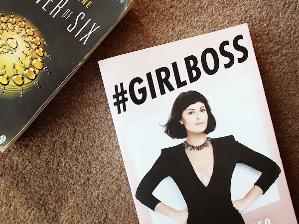 Current Favourite Reads Feat. #GIRLBOSS