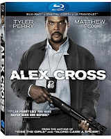 Alex Cross Blu-Ray Artwork