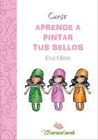 Aprende a pintar sellos con el curso on-line de Eva Olmo