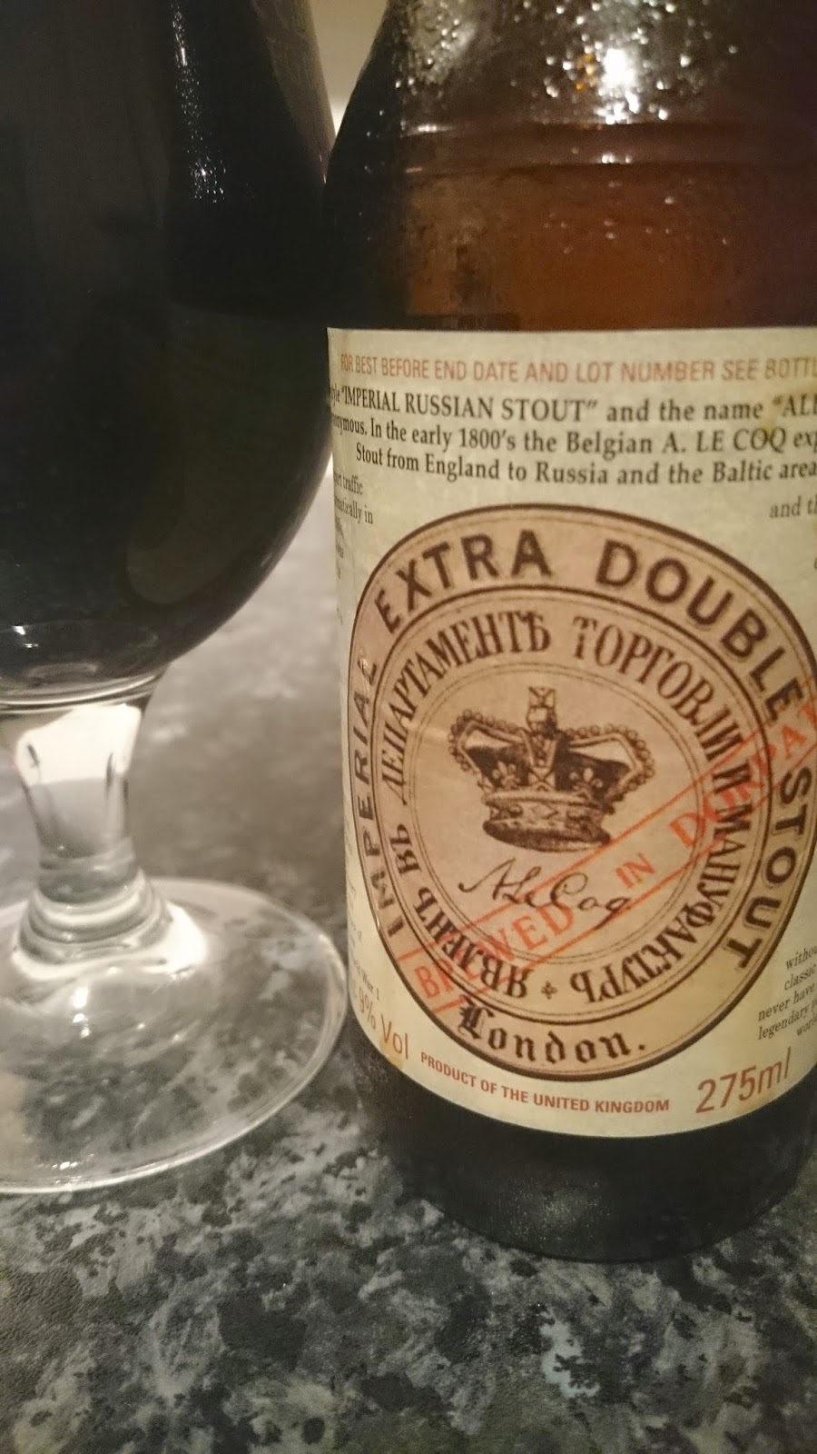Extra Double Stout