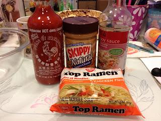Pintested Recipes: Ramen Noodle Upgrade