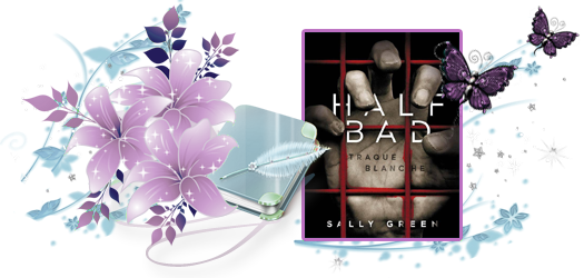 Livre : Half Bad - Tome 1 : Traque Blanche, de Sally Green.