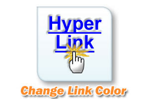 Change Hyperlink Color in Blogger