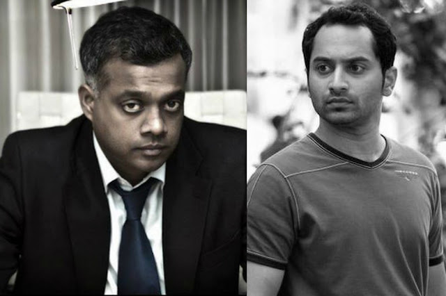 Fahadh Fasil in Gautam Menon's upcoming flick