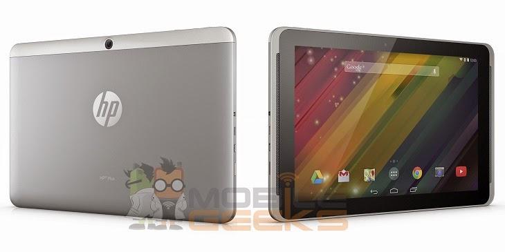 HP Tablet Pazarına Yeniden Adım Atıyor