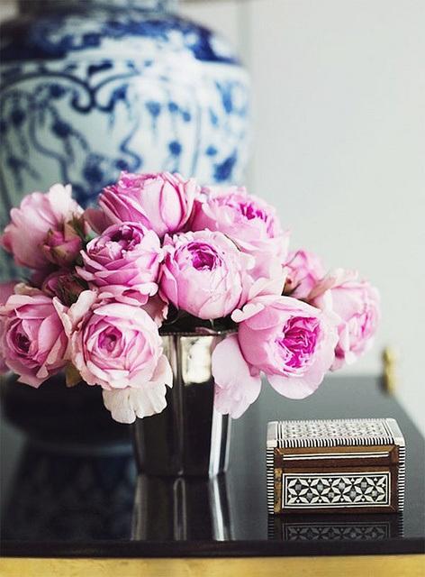 Decore com Flores