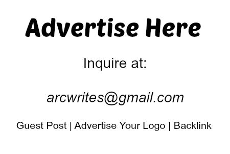 Advertise on Anne Cohen's Blog
