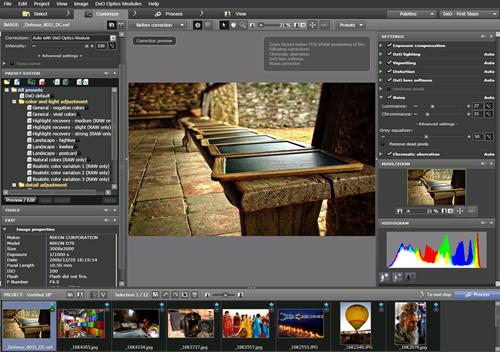 DxO Optics Pro v10.0.0 Build 821 Elite