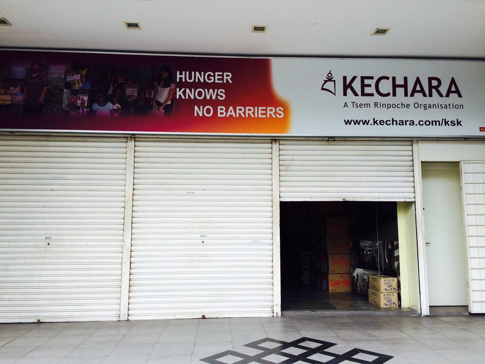 Volunteering at Kechara Soup Kitchen