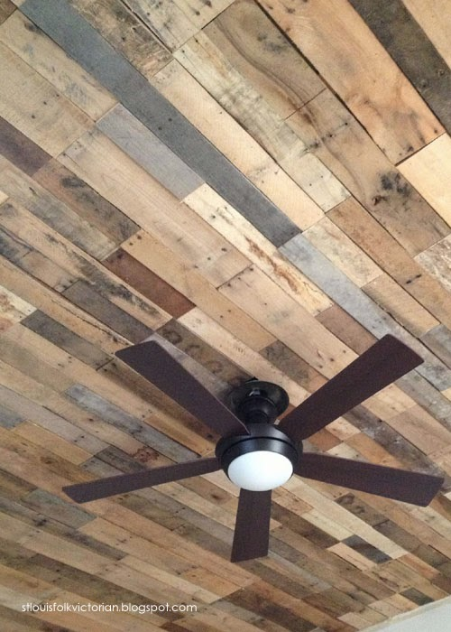 Pallet Ceiling