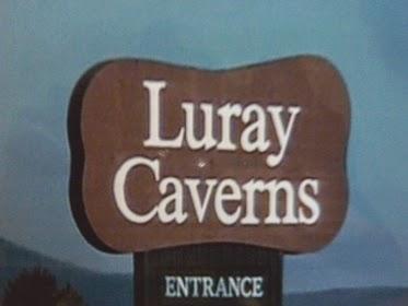 """Lối vào hội đồng quản trị để Luray """"hang động"""