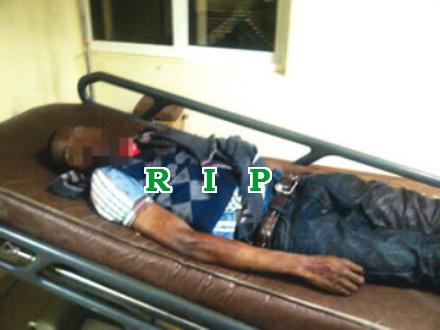 security man killed robbers ikeja lagos