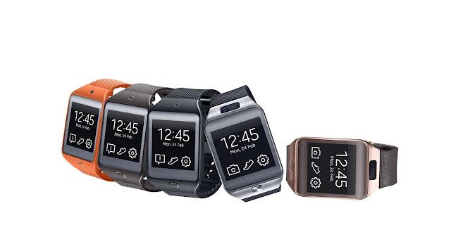 Samsung Gear 2 & Gear 2 Neo