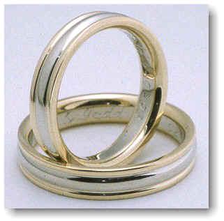 El simbolo de la union - Anillo de casado mano ...