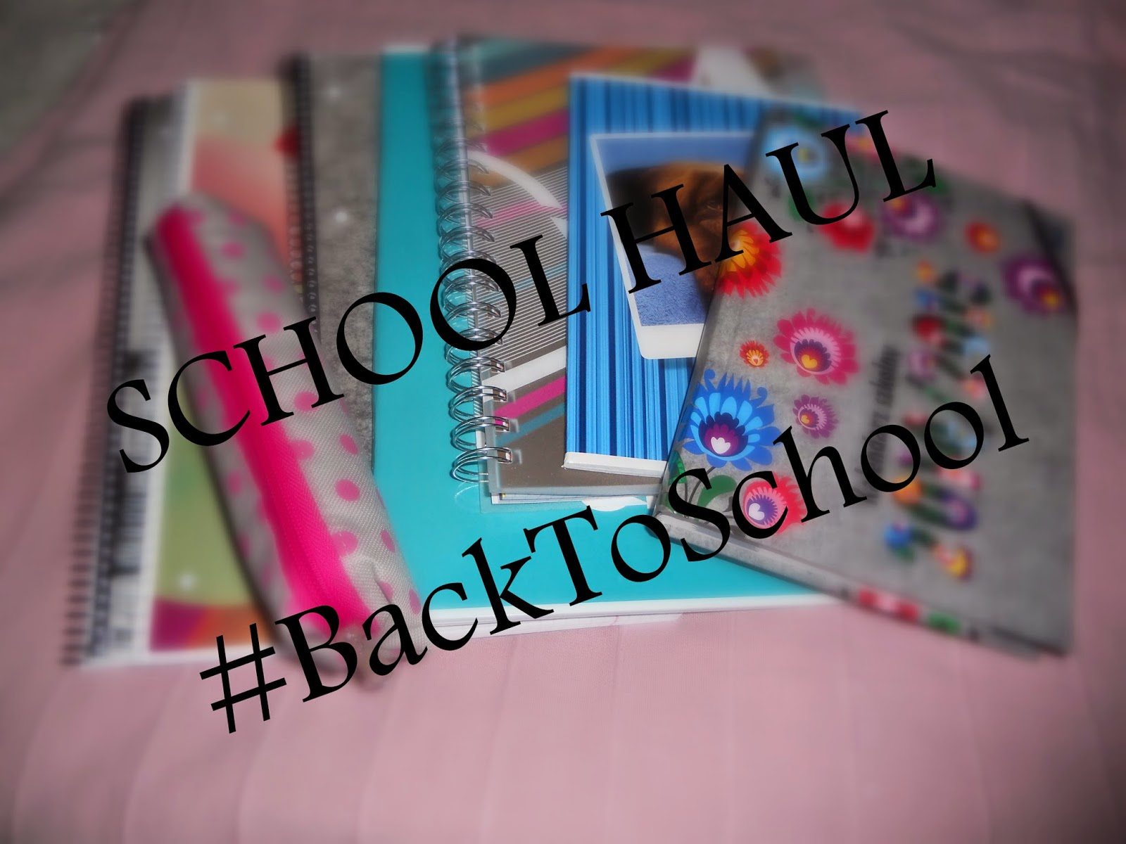 School HAUL | Back to school