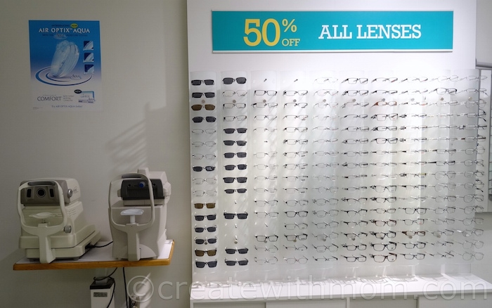 create with see free program at loblaw optical