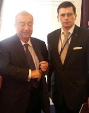 на встрече с легендарным Евгением Примаковым