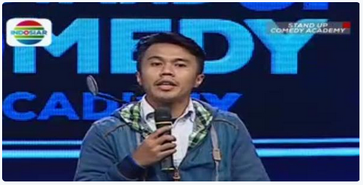 Peserta Stand Up Comedy Academy yang Gantung Mik Tgl 20 Oktober 2015 (Babak 16 Besar)
