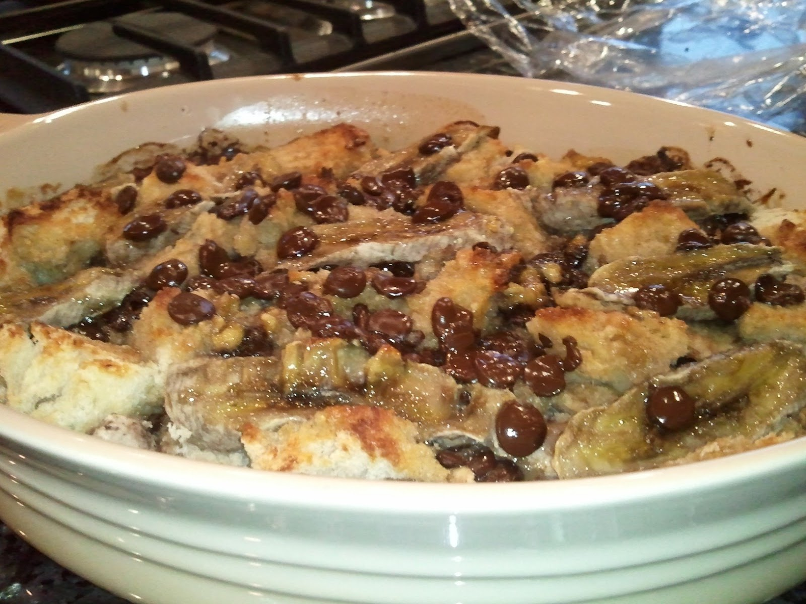 Banana Bread Pudding | Jodi - Stuff I Love