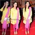 Reshma Yellow Salwar Kameez