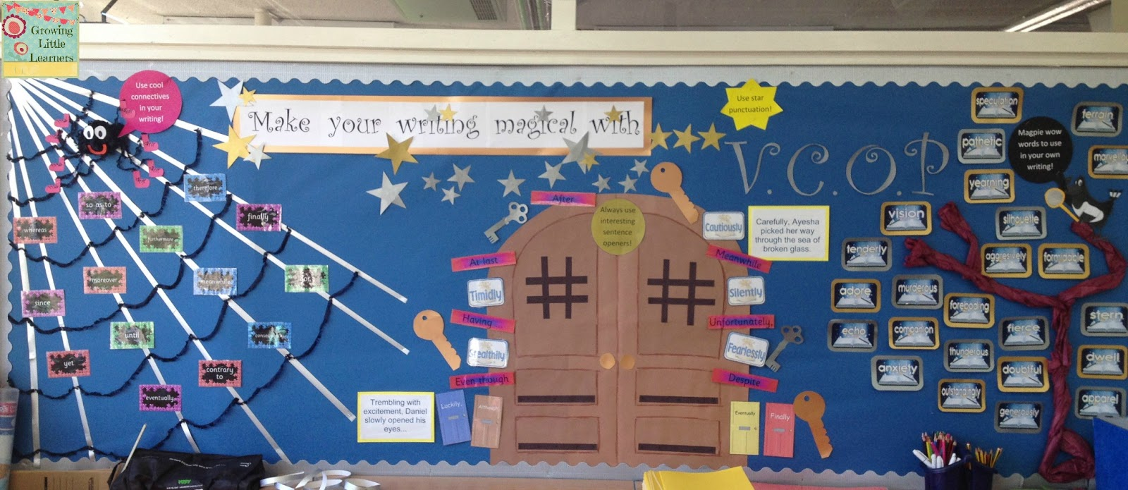 Classroom Writing Ideas : Making writing special adventures in literacy land