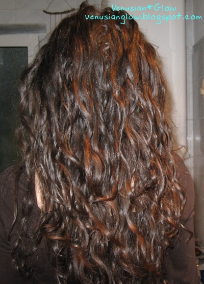 Conditioner Only Washing April 2011 Hair Update