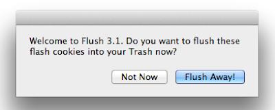 Download Flush.app za Mac OS X 10.7 Lion
