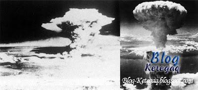 Tragedi pengeboman Hiroshima dan Nagasaki