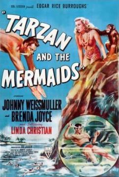 Filme Tarzan E As Sereias   Legendado