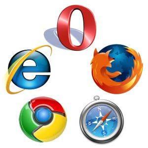 Memilih Web Browser Yang Sesuai Untuk Anda