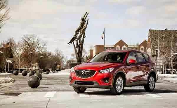 2015 Mazda CX-5 Release Date Canada