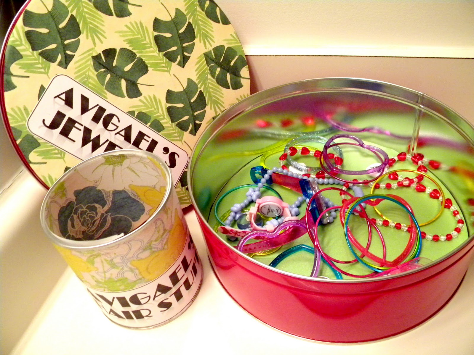 Arts crafts family small business life with casey of for Can you recycle cookie tins