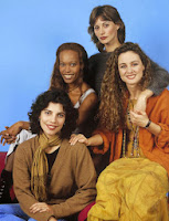 Protagonistas de las serie de Antena 3 'Canguros' de los 90