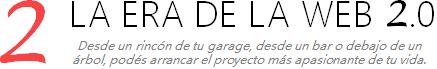 La er@ de la #web 2.0