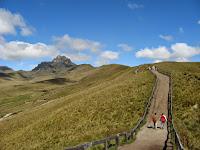 Vulcano Rucu Pichincha