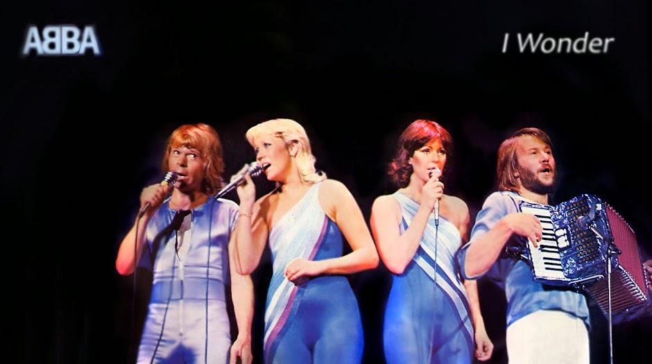 ABBA I Wonder