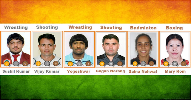 London 2012 India Medal Count Performance Ranking Latest News Images/Pics Videos Olympics