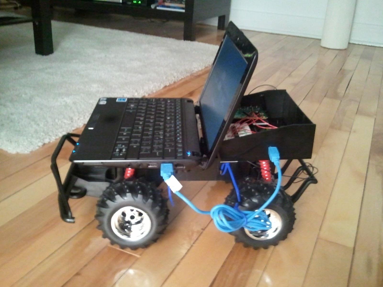 Rixrover arduino rc car hack