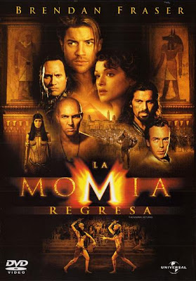La Momia regresa dvdrip latino