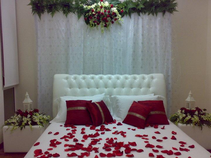 The persada laman rasmi gubahan bunga dekorasi kamar for Dekorasi kamar pengantin di hotel