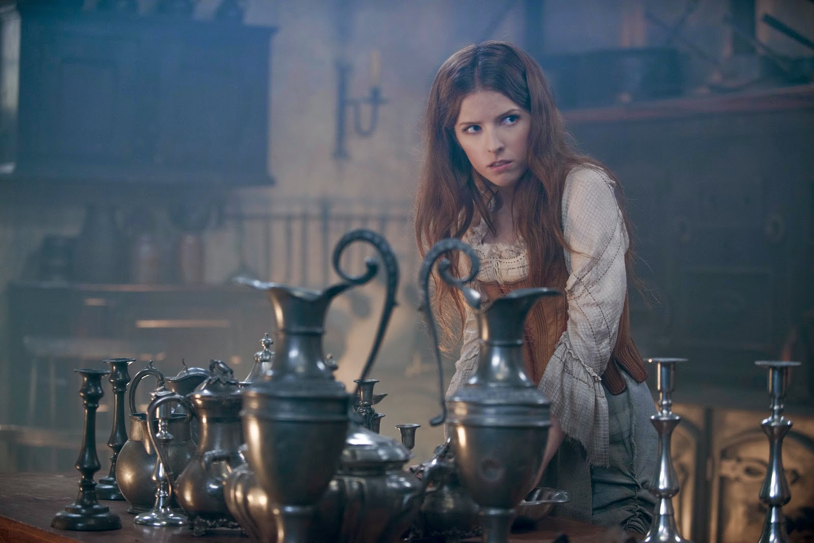 Cinderella (Anna Kendrick) in Into The Woods