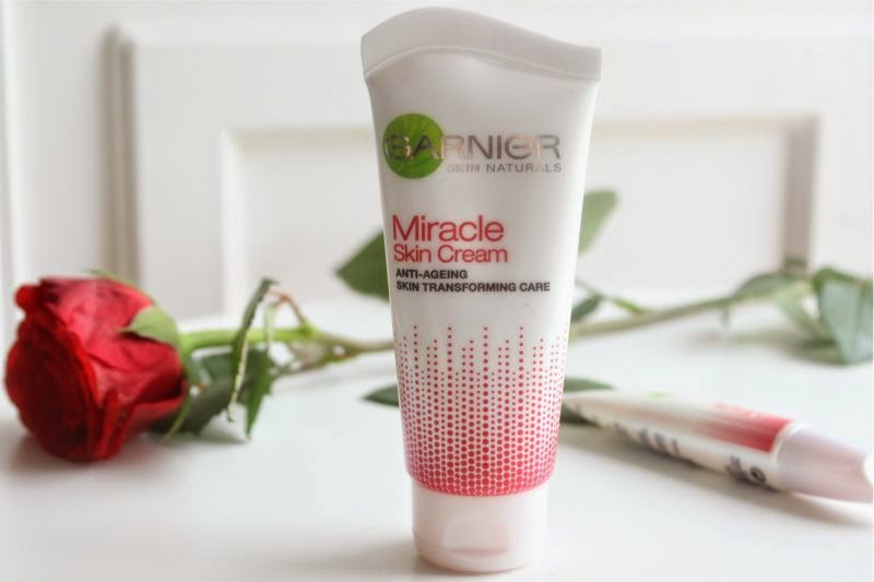 Garnier Miracle Skin Cream Review