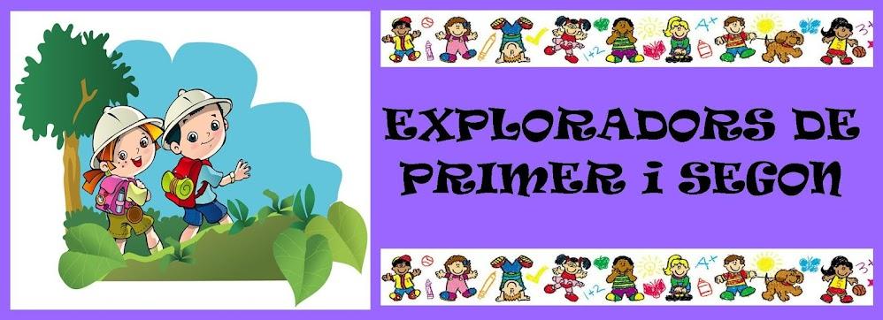 EXPLORADORS DE PRIMER