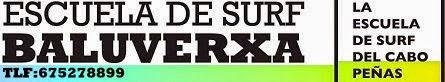 BALUVERXA - LA ESCUELA DE SURF DEL CABO PEÑAS