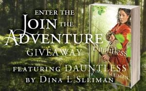 Join the Adventure Giveaway