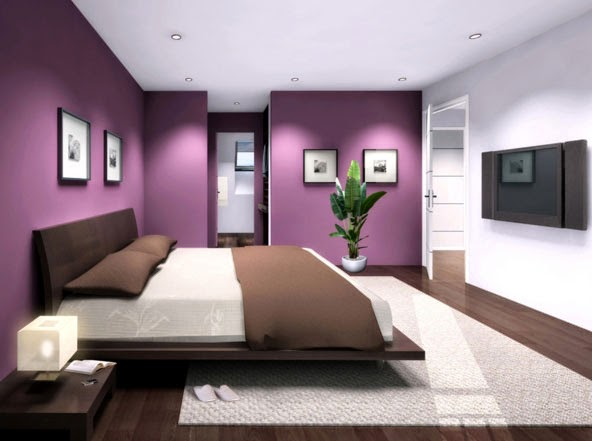 Choosing Paint Color choosing the right paint colors for the bedroom |  home, garden and
