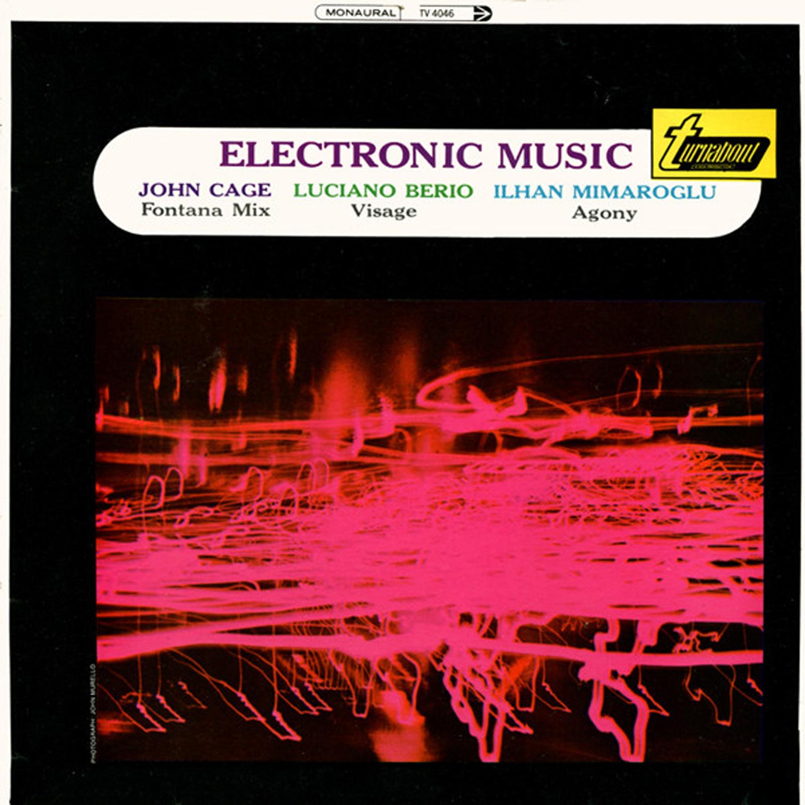 Walter Carlos Ilhan Mimaroglu Andres Lewin Richter Tzvi Avni Musica Elettronica